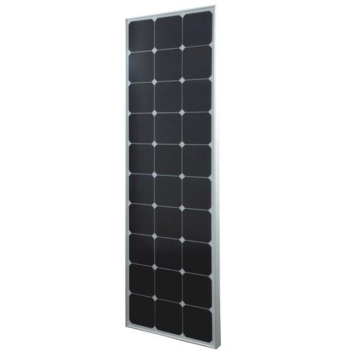 PN SPR 100S monokristallines SPR Solarmodul 100Wp - extra schmal