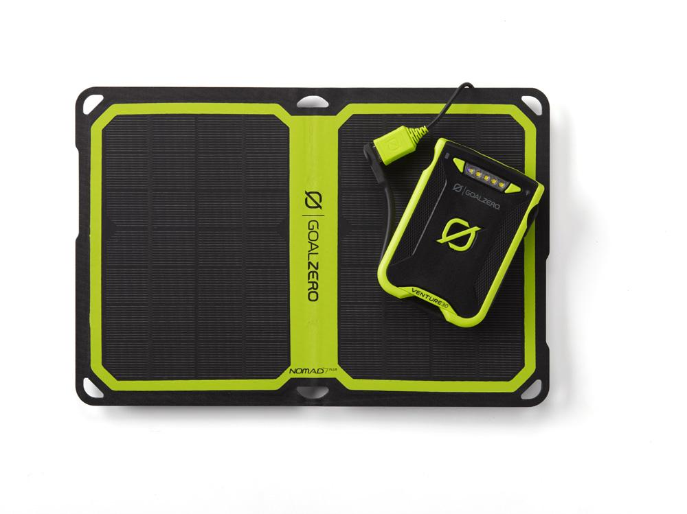 Nomad 7 Plus v2 faltbares Solarmodul