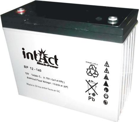 Intact Block-Power BP 12V 120Ah