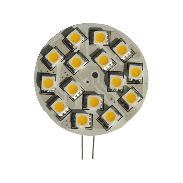 Green Power LED SMD-Modul G4 2,6W 120°, EEK: A+