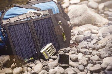 Guide 10 Plus Solar Recharging Kit